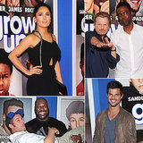 Salma Plays the Adult Amid Her Goofy Costars at the Grown Ups 2 Premiere
