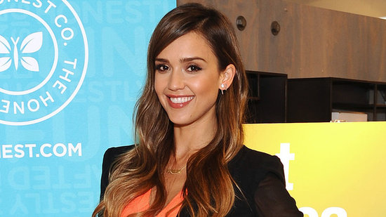 Get Jessica Alba's Cool Girl Spin on the Ladylike Look