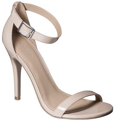 Women's Xhilaration® Susy Strappy Heel - Blush