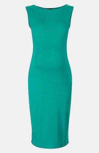 Topshop Jersey Body-Con Maternity Dress