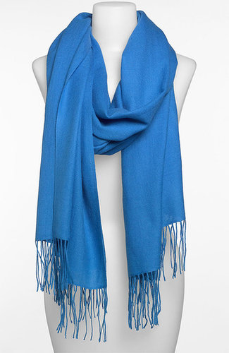Nordstrom Tissue Weight Wool & Cashmere Wrap