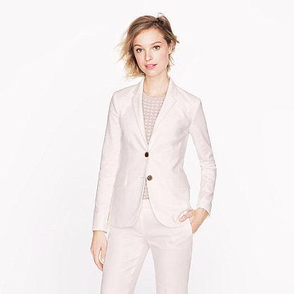 1035 Jacket In Superfine Cotton