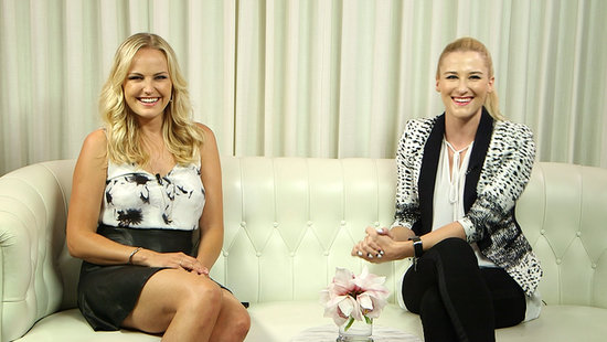 "Malin Akerman on Motherhood: ""I Hope I Don't Mess This Up!"""