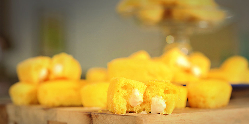 Celebrate Hostess's Sweet Comeback With Homemade Mini Twinkies