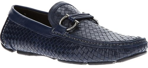 Salvatore Ferragamo 'Barbados' loafer