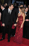 The pair held hands at the Oscars in February 2011 in LA.