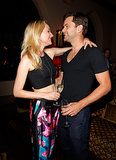 In May 2013, Diane Kruger and Joshua Jackson partied at the Chateau Marmont in West Hollywood.