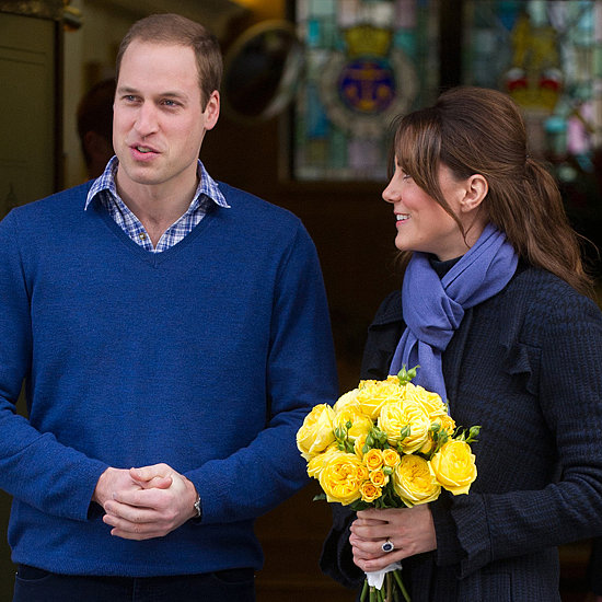 News And Updates On The Royal Baby; Kate Middleton's Family