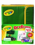 Dry Eraser Crayons Travel Kit