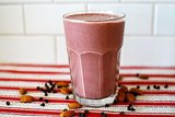 Chocolate Cherry Almond Smoothie