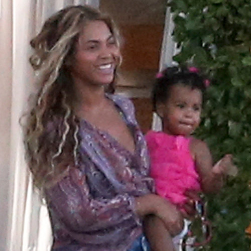 Beyonce and Blue Ivy Carter in Miami | Pictures