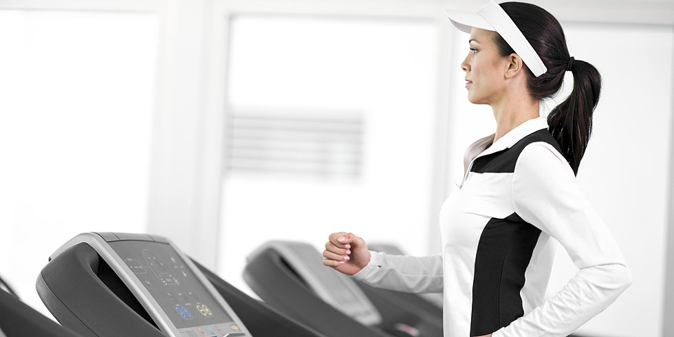 Keep It Short and Sweet With a 200-Calorie Treadmill Workout