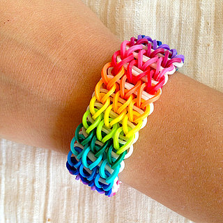 Rainbow Loom Is the Big Summer 2013 Trend