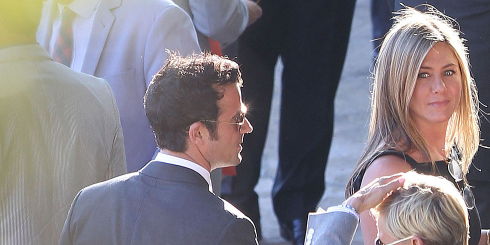 Jimmy Kimmel Ties the Knot in Front of Jennifer Aniston, Ben Affleck, and More!