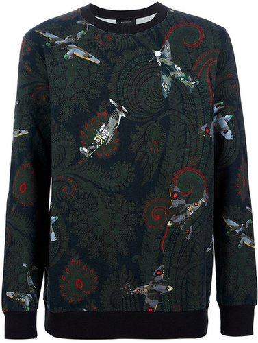 Givenchy spitfire sweatshirt