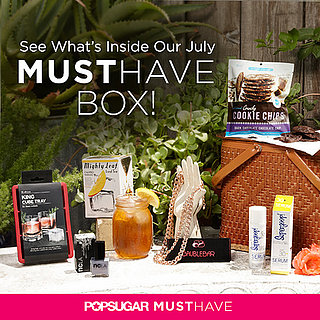 POPSUGAR Must Have Box Contents July 2013