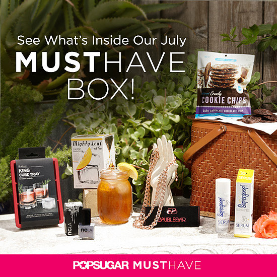 July Must Have Box — Revealed!