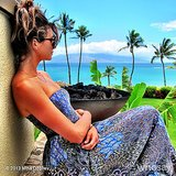 Nina Dobrev set aside time to relax and reflect. Source: Nina Dobrev on WhoSay