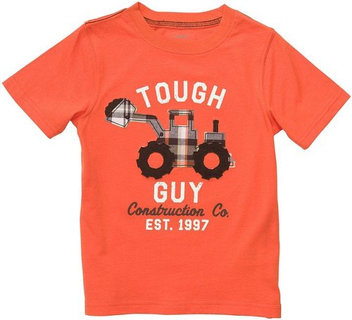 Carter's Toddler S/S Graphic Tee