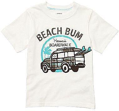 Carter's® Beach Bum Graphic Tee - Boys 4-7