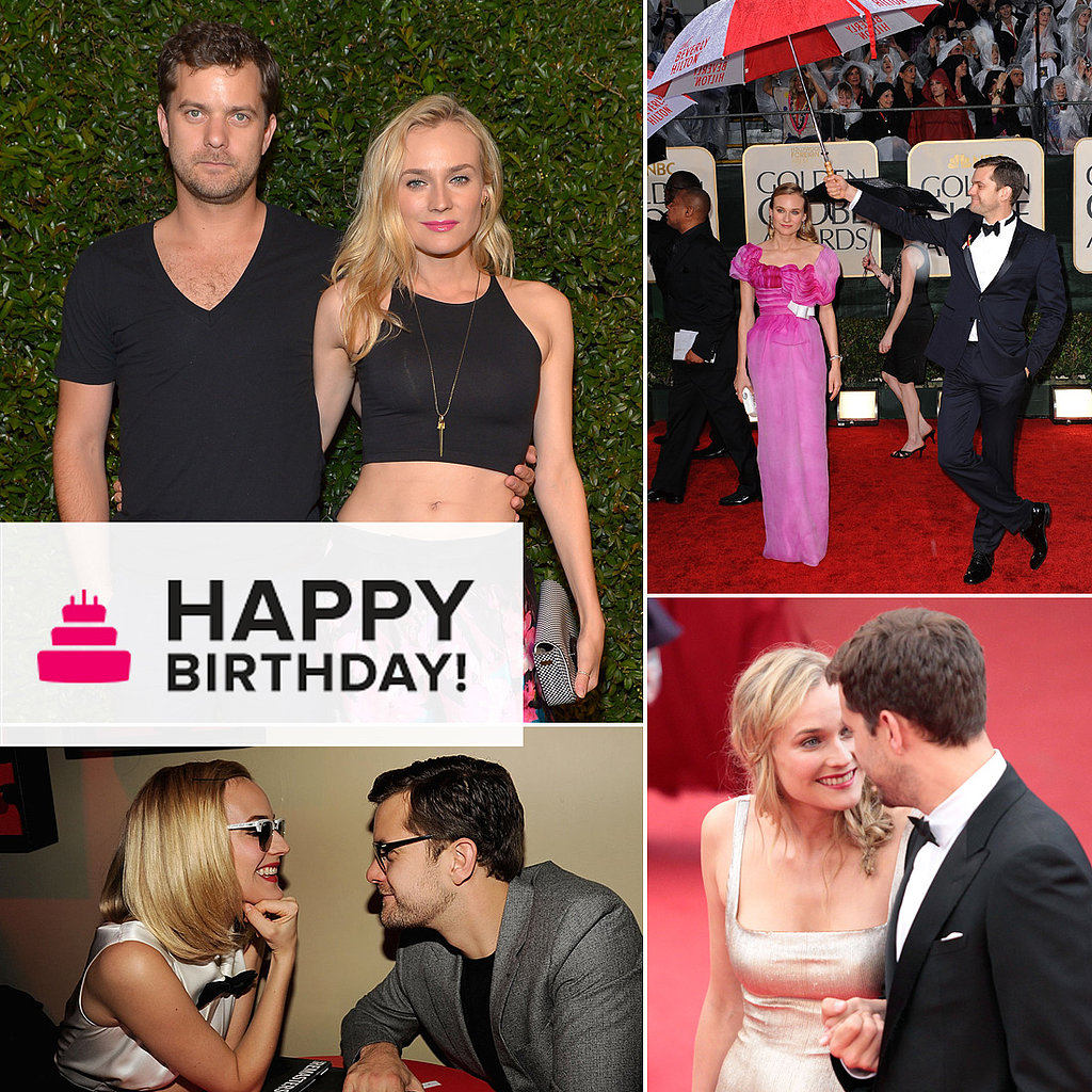Birthday Girl Diane Kruger's Cutest and Coolest Moments With Joshua Jackson