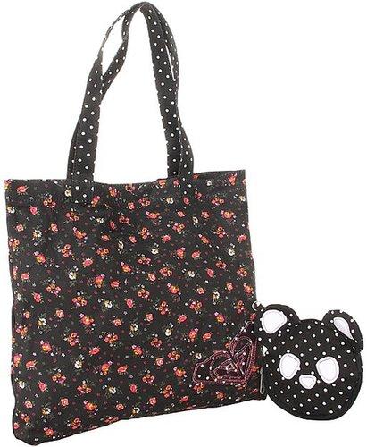 Roxy - Pinata (Black) - Bags and Luggage