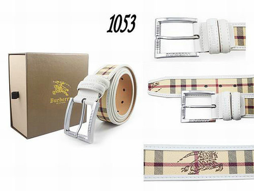 Got Any GURTEL BURBERRY M0113 Enquire About ? If So Review This One