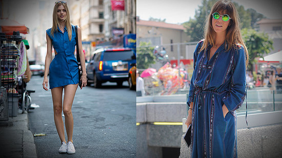 3 Denim Dresses You Need Now — Styling Tips Included!