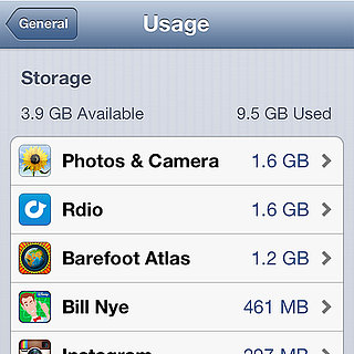 "What Is ""Other"" on iPhone Storage?"