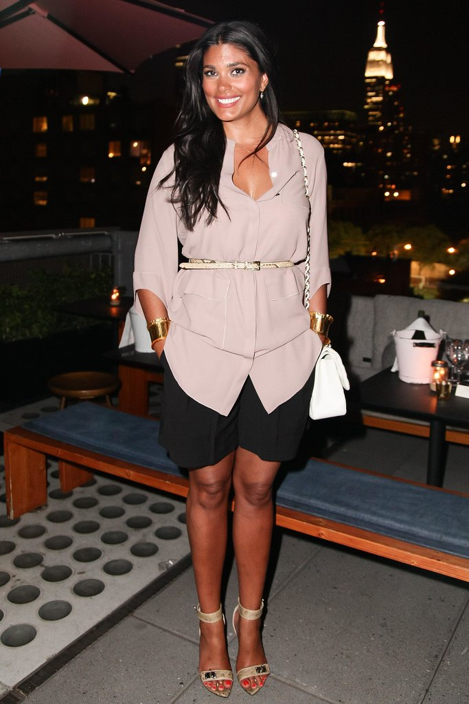 Hot new york summer night rachel roy screened girl most likely