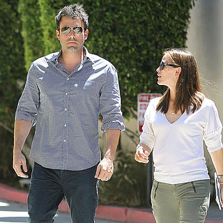 Ben Affleck and Jennifer Garner Together in Encino | Photos
