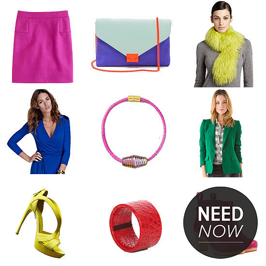 15 Irresistibly Bright Pieces to Embrace Now