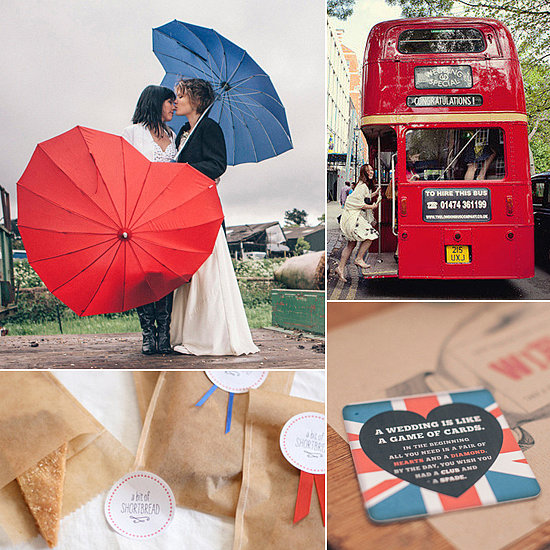 Add a Bit o' Brit to Your Big Day
