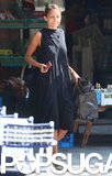 Nicole Richie did some shopping in Portofino.