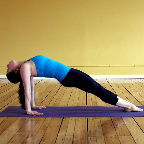 Yoga For Outer Thighs