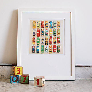 Nursery Art From Etsy For Under $20