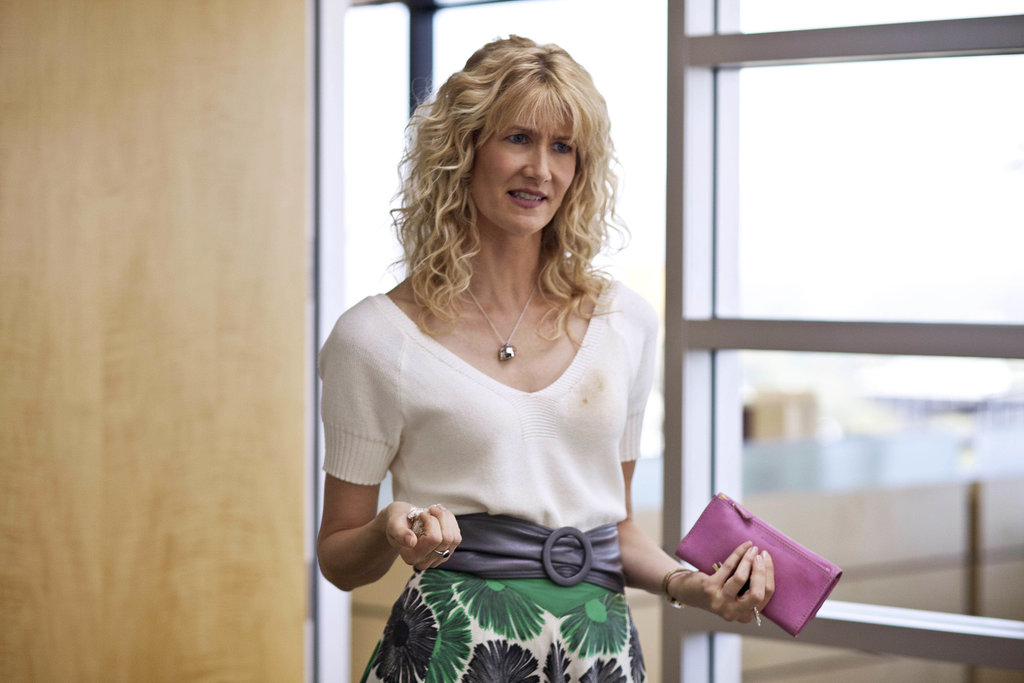 Enlightened Two nominations total:  Outstanding lead actress in a comedy series, Laura Dern Outstanding guest actress in a comedy series, Molly Shannon