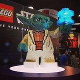 LEGO Yoda thinks: when 900 years old you reach, look this good you will not.