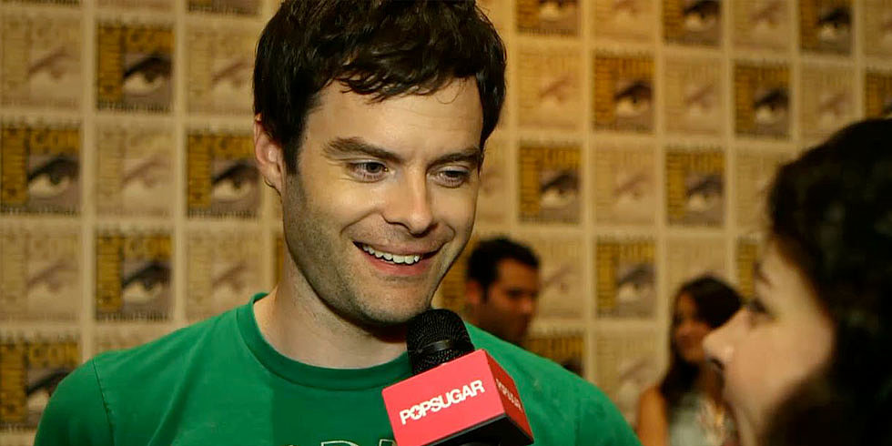 "Bill Hader on His Emmy Nod: ""Am I Allowed to Be Nominated?"""