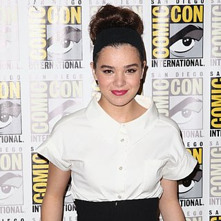 Celebrity Beauty Looks From Comic-Con San Diego