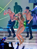 Jennifer Lopez Lights Up the Stage at the Premios Juventud
