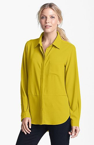 Fever High/Low Blouse | Nordstrom