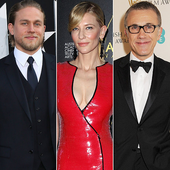 Pacific Rim's Charlie Hunnam joined Triple Nine, a crime thriller that Cate Blanchett and Christoph Waltz are also in talks for. Hunnam will play an LA cop who becomes the target of some dangerous thieves.