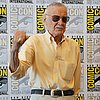 Stan Lee at Comic-Con 2013