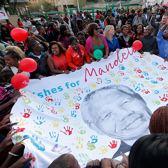 Nelson Mandela Birthday Celebrations