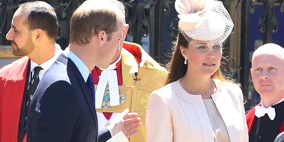 Even the Future Queen of England Misses Her Due Date — Maybe!