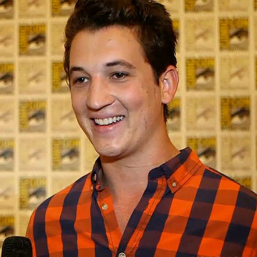 Miles Teller Divergent Interview at Comic-Con | Video