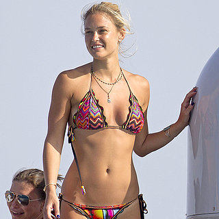 Bar Refaeli Wearing a Bikini in Spain | Pictures