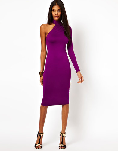 ASOS Polo Dress With One Sleeve