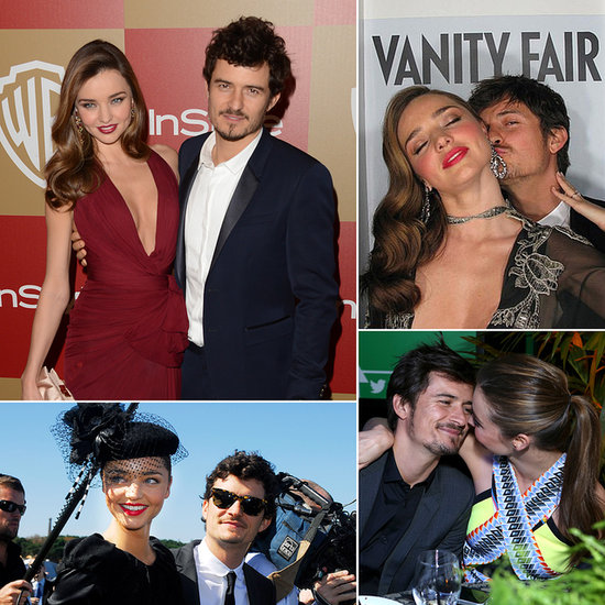 Hollywood's Hottest Couple: Miranda and Orlando Through the Years